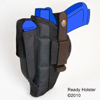 Side Holster Ruger 22/45 Mark III 5 1/2 barrel VIDEO!