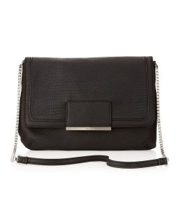 Handbags by Romeo & Juliet Couture Jasmina Flap Chain Shoulder Bag