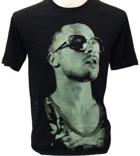 Brad Pitt Flight Club Hustler Retro Punk Rock T Shirt L