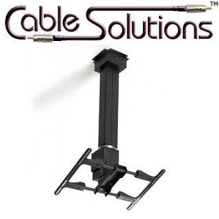 Motorized Remote Control TV Ceiling Mount Lift/Pan/Tilt PLD Studios