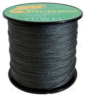 listed DYNEEMA Fishing Line 500M 10LB Gray POWER PRO braid for fishing