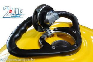 PSR 2 up 2up Tank Passenger Stunt Grab Bar Handle Yamaha R6S 06 10