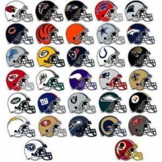 NFL RIDDELL MINI SPEED FOOTBALL HELMET (Select Your Team)
