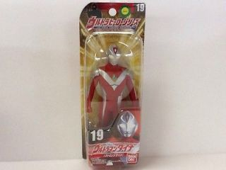 ULTRAMAN BANDAI 19 Ultra Hero DYNA   STRONG TYPE 6 Action Figure US