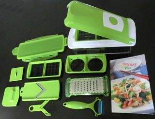 Brand New Nicer Dicer Plus Multi Chopper New in Box As Seen on TV All