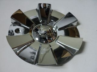 GOLDEN CHROME WHEEL CENTER CAP C17501 CAP