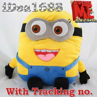 18 Plush Pillow 3D Doll DESPICABLE ME Minion JORGE