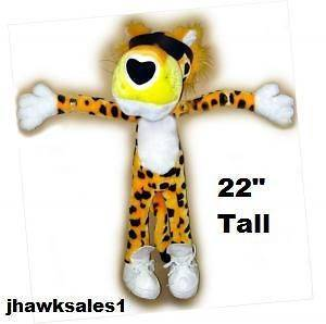 Chester Cheetah Plush Doll Stuffed Animal Toy Cool ( 22 inches Tall