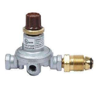 Mr Heater F273719 High Pressure Propane Regulator Adjustable 0   60