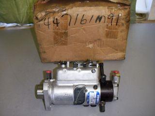 Lucas CAV 1447161M91 Diesel Fuel Injection Pump SN 121 CKBY