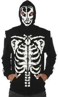 skeleton+hoodie+for+women