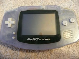 game boy advance in Video Game Consoles