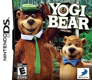 Yogi Bear (Nintendo DS, 2010)