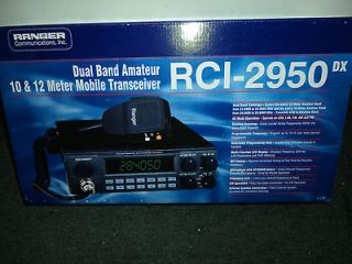 Ranger RCI 2950DX 10 METER HAM RADIO Transceiver With E CHIP!! BRAND