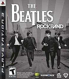The Beatles Rock Band for Nintendo Wii PAL (Brand New)