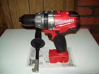 2604 20 Milwaukee M18 FUEL™ 1/2 Hammer Drill/Driver Bare Tool