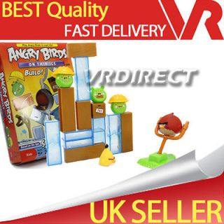 Angry Birds On Thin Ice Board Game Table Game Play Set