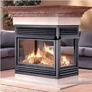natural gas vent free fireplace in Fireplaces