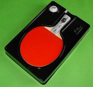 Ping Pong Table Tennis Racket Paddle Bat DHS 3002 NEW