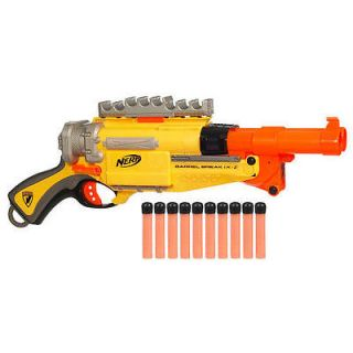 Nerf N Strike Barrel Break IX 2 Blaster   Sonic Series