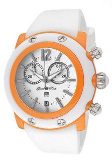 Glam Rock GD1111WW Miami Beach Womens Swiss Chronograph Watch Orange