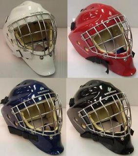 ice hockey goalie helmet in Goalie Equipment