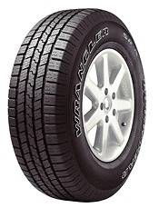New 275 65 18 Goodyear Wrangler SR A Tires Brand New Set of Four 4