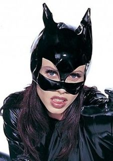 NEW Sexy Catwoman Lookalike Mask Halloween Dress Up or Cosplay FREE