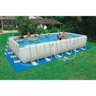 intex swimming pool in Above Ground Pools