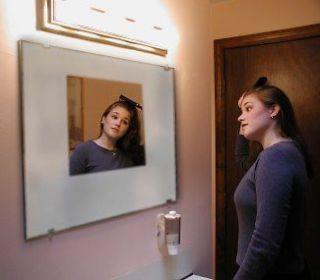 11 Wide Electric Heated Mirror defogger fogless shower bath tub