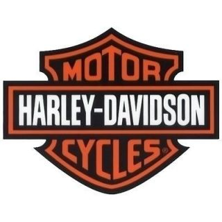 Harley Davidson Classic Bar & Shield Decal in Multiple Sizes