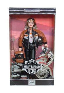 Harley Davidson #4 2000 Barbie Doll