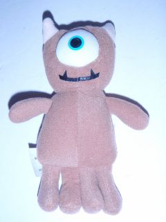 Hasbro MONSTERS INC Babblin BOO Little MIKEY Stuffed Plush 6 TOY