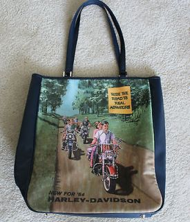 harley davidson tote in Clothing,