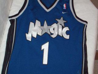 ORLANDO MAGIC Tracy McGrady SEWN NIKE SWINGMAN Jersey LIKE NEW SZ M