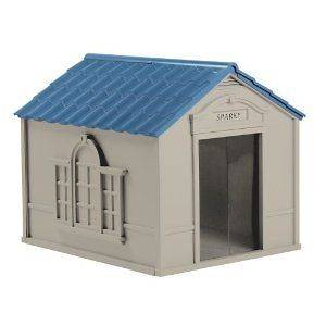 large outdoor dog house in Dog Houses