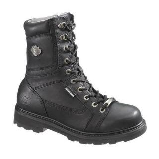 Harley Davidson Jarrett Boots D95330 Waterproof NEW