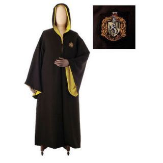 Wizarding World of Harry Potter Hufflepuff Costume Robe