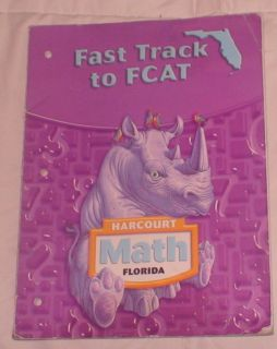 to FCAT Math Florida Fourth Grade Level Word Problems Tips Thinking