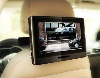 Dodge Journey 9 Headrest DVD Player rear entertainment wireless