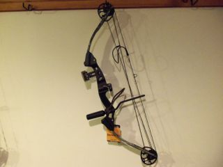 NEW Browning PSE Micro Midas 3 Bow Package 30 40lb 18 28 carbon
