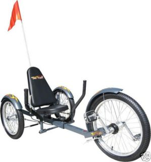 THREE WHEELER LOW RIDING RIDER BICYCLE BIKE TRICYCLE TRIKE FOR ADULT