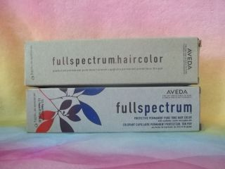 AVEDA FULL SPECTRUM PURE TONE HAIR COLOR~1oz~$13.94~U PICK~FREE SHIP