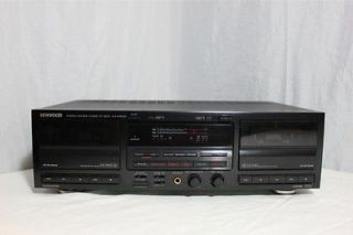 dual cassette deck in Cassette Tape Decks