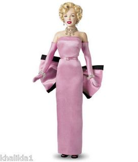Franklin Mint Marilyn Monroe Doll Awards Night Portrait