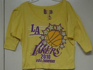 NBA Los Angeles Lakers Gold ( Lakers NBA Champs ) Vintage Looking T