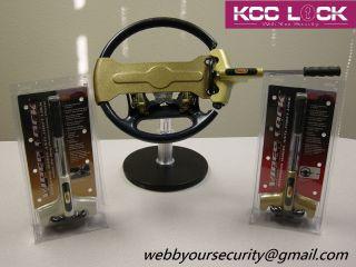 Anti Theft Auto Car Truck High Security Steering Wheel Airbag Lock
