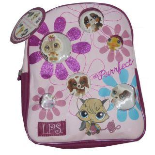 littlest pet shop backpack in Toys & Hobbies