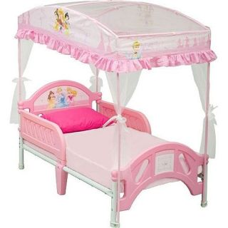 disney princess bed canopy in Home & Garden