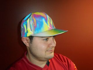 Back to the Future Part II Movie Marty McFly Cap Costume Replica